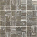 Brilliante Brown Glass Mosaic Pool Tile