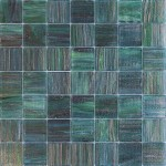 Brilliante Begreen Glass Mosaic Pool Tile