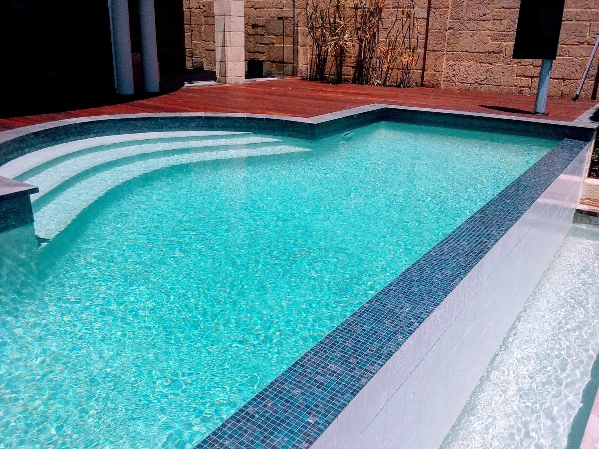 Boutique Pool Renovations Concrete Pool Restorations Perth