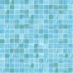 Daintree Mix Glass Mosaic Pool Tile