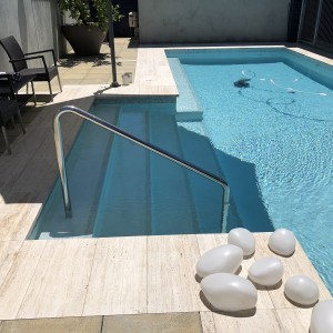 Pool Plaster and Pool Landscaping