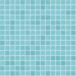 Vitreo Turquoise Glass Mosaic Pool Tile