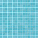 Vitreo Sky Glass Mosaic Pool Tile