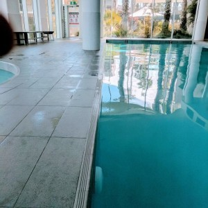 Wet Deck Tiling and Complete Pool Renovation Observation Rise Hotel