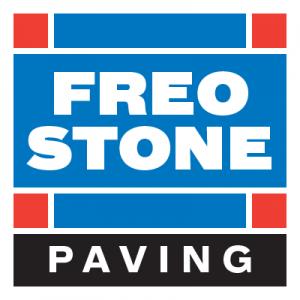 freostone pool pavers logo